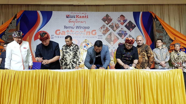 RemitPro Jalin Kerjasama dengan BPR Kanti